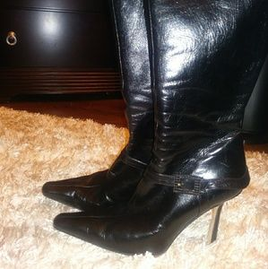 Authentic Jimmy Choo knee boots
